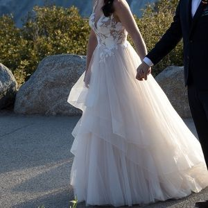 BHLDN Valera Gown Size 4